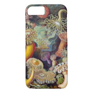 Vintage Art Mushrooms Case