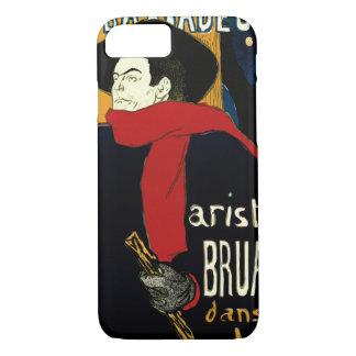Vintage Art Nouveau Ambassadeurs, Toulouse Lautrec iPhone 8/7 Case