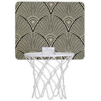 vintage,art nouveau,beige,grey,art deco, french,ru mini basketball hoop