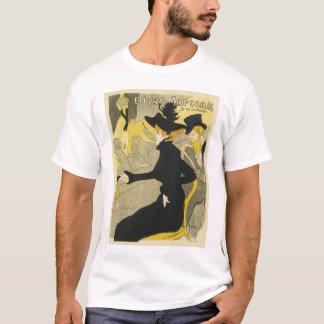 Vintage Art Nouveau, Divan Japonais Nightclub Cafe T-Shirt