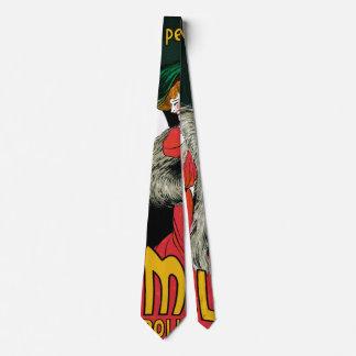 Vintage Art Nouveau, Italy Fashion Couple Tie