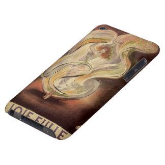 Vintage Art Nouveau, La Loie Fuller Dancer Dancing iPod Case-Mate Case