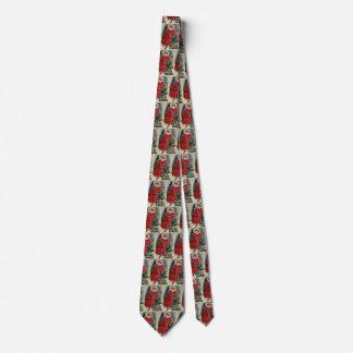 Vintage Art Nouveau Pastilles Geraudel Cough Drops Tie