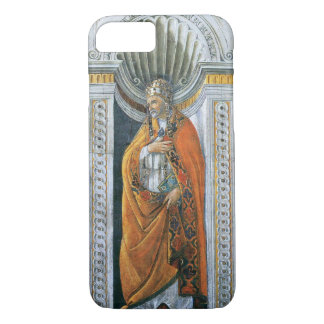 Vintage Art, Saint Sixtus II by Sandro Botticelli iPhone 7 Case
