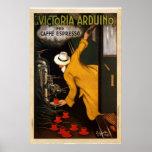 Vintage Art Victoria Arduino 1922