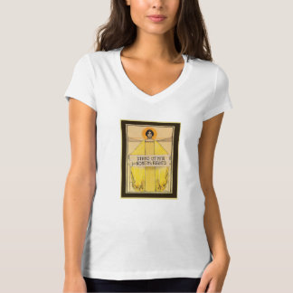 Vintage Art Women's RIghts T Shirt