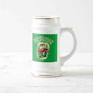 Vintage Artwork Magically Delicious Coffee Mug