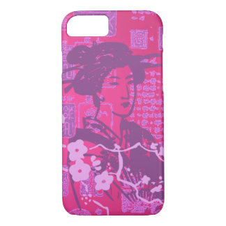Vintage Asian Collage iPhone 8/7 Case