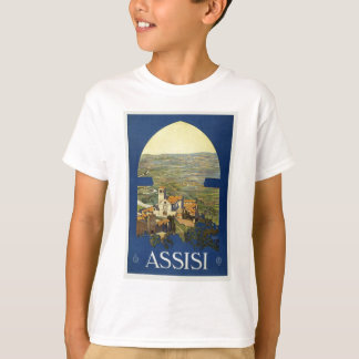 Vintage Assisi Travel T-Shirt