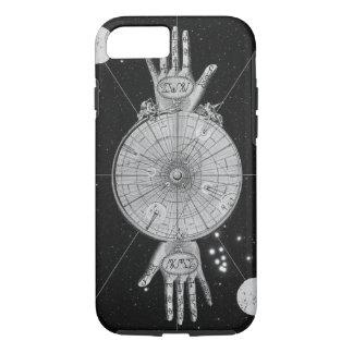 Vintage Astrology Metaphysical Image iPhone 7 Case