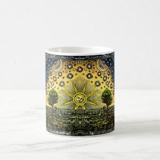 Vintage Astronomy Flammarion Woodcut Coffee Mug