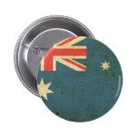 Vintage Australia Flag Pins