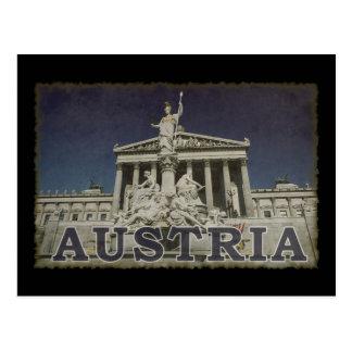 Vintage Austria Postcards