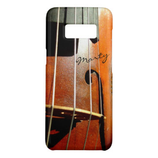 Vintage Autographed Violin Or Cello Case-Mate Samsung Galaxy S8 Case