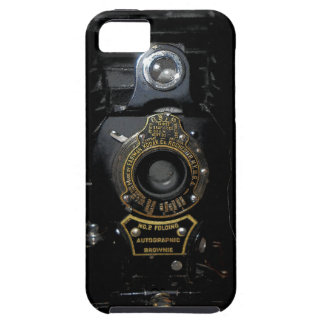 VINTAGE AUTOGRAPHIC BROWNIE FOLDING CAMERA iPhone 5 CASE