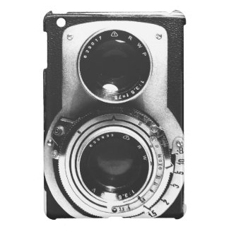 Vintage b&w Camera iPad Mini Case