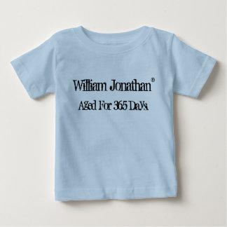 Vintage Baby Birthday T-shirts