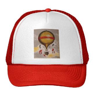 Vintage Balloon Trucker Hats