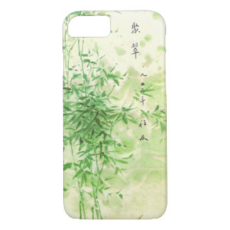 Vintage Bamboo iPhone 8/7 Case