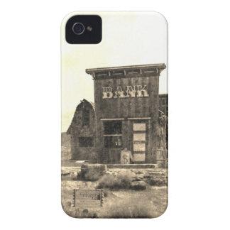 Vintage Bank Building Case-Mate iPhone 4 Case