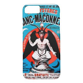 Vintage Baphomet Art on iPhone 7 case. Creepy! iPhone 7 Case