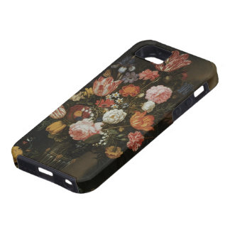 Vintage Baroque, Flower Piece by Bosschaert, Elder iPhone 5 Case