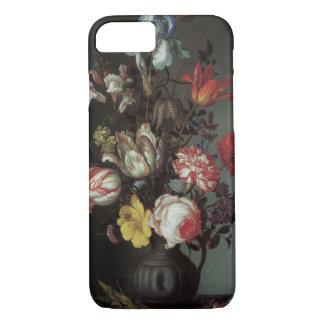 Vintage Baroque Flowers by Balthasar van der Ast iPhone 8/7 Case