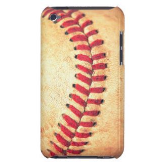 Vintage baseball ball barely there iPod cover