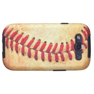 Vintage baseball ball galaxy s3 case