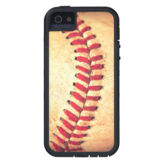 Vintage baseball ball iPhone 5 cover