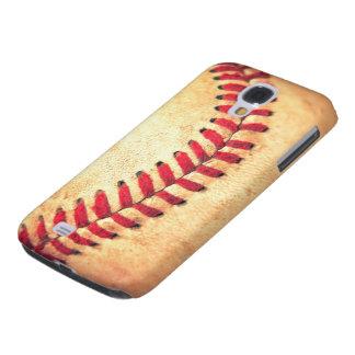 Vintage baseball ball samsung galaxy s4 cover