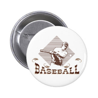Vintage Baseball Button