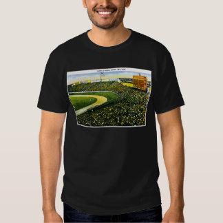 Vintage Baseball Stadium, Bronx, New York T Shirts