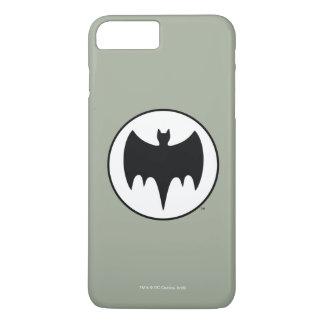 Vintage Bat Symbol iPhone 8 Plus/7 Plus Case