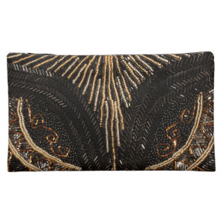 Vintage Beads - Elegant Fashion Design Cosmetic Bags