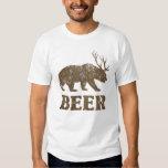Vintage Bear Deer Tshirts