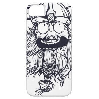 vintage bearded human iPhone 5 covers