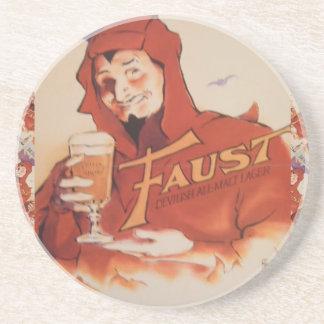 Vintage Beer Advertising, American Originals Drink Coaster