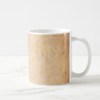 Vintage Beige Grunge Design Mug