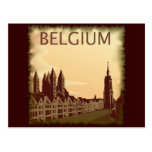 Vintage Belgium Postcards