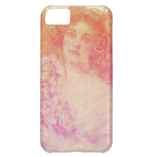 Vintage,belle époque,beautiful lady,victorian,chic iPhone 5C case