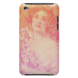 Vintage,belle époque,beautiful lady,victorian,chic iPod touch covers