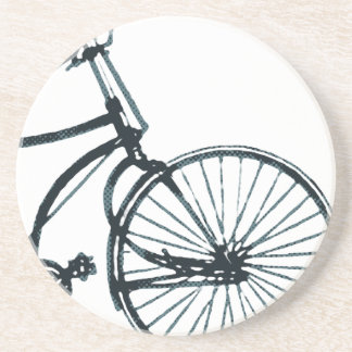 Vintage Bicycle Coasters