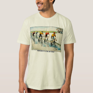 Vintage Bicycle Shirt:  :Wheelmen T-Shirt