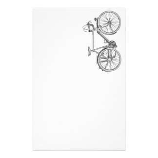 Vintage Bicycle Stationery