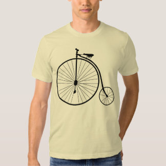 Vintage Bicycle Tee Shirts