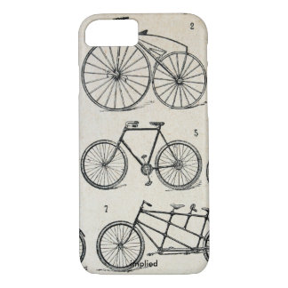 Vintage Bicycles iPhone 8/7 Case
