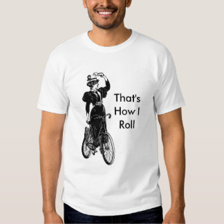 Vintage Bicyclist Shirts