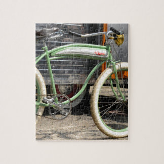 Vintage Bike Jigsaw Puzzle