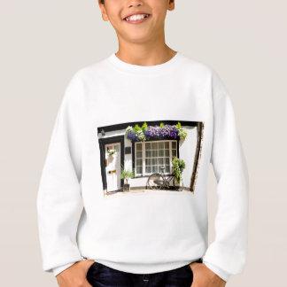 Vintage bike sweatshirt